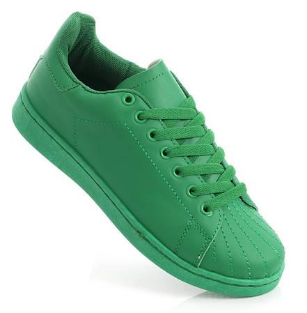 Женские кроссовки Алла Зеленый