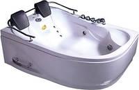 Ванна гидромассажная Appollo AT-929 гидро-аэро массаж левая