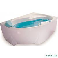 Ванна асимметричная Ravak Rosa I 150x105 L/R CK01000000/CJ01000000