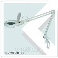 Лампа-лупа UMBRELLA 6D, 6 диоптрий, фото 1
