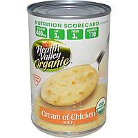 Health Valley, Органический куриный суп со сливками 14.5 унции (411 г)