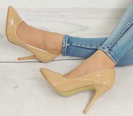 Женские туфли Sierra Vista NUDE DARK