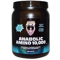 Healthy N Fit, Anabolic Amino 10,000, 360 таблеток