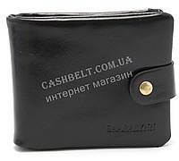 Компактный удобный женский кошелек SAARALYNN art. 5L-2288 черного цвета
