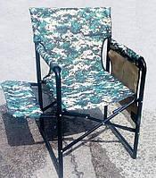 Кресло складное с полочкой «КР-1 камуфляж»