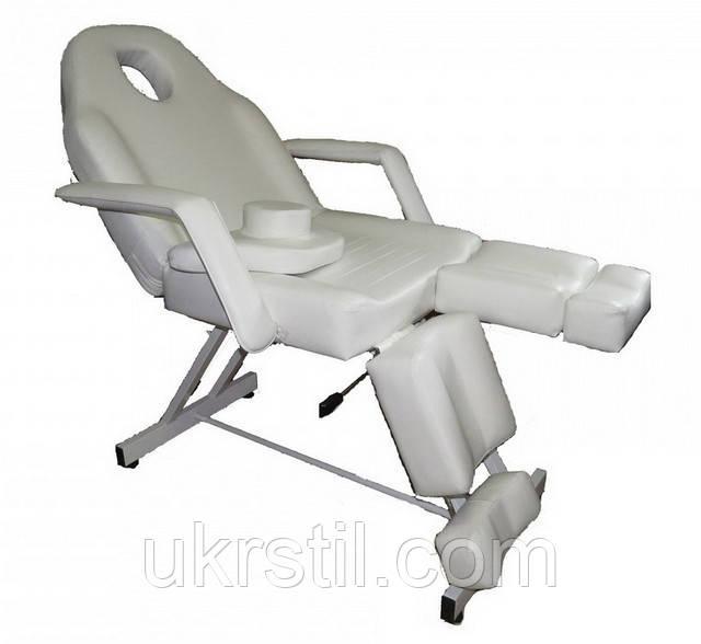Педикюрно-косметологическое кресло-кушетка 00-58009