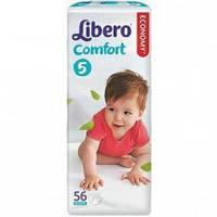 Подгузники детские Libero Comfort 5 10-16 кг 56 шт