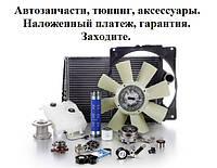 Решетка  радиатора зимняя  Daewoo Lanos (бампер низ) мат