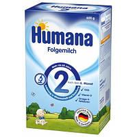 Молочная сухая смесь Humana 2 600 г
