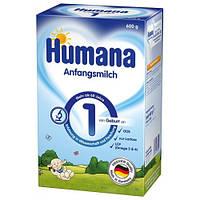 Молочная сухая смесь Humana 1 600 г