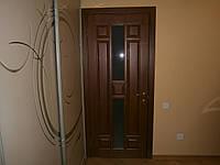 Двері міжкімнатні дерев'яні (ясен) в Києві, фото 1