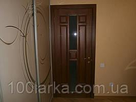 Двери межкомнатные деревянные (ясень) в Киеве