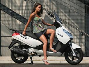 Макси-скутеры свыше 250см3