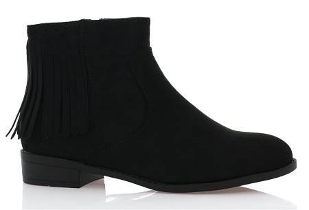 Женские ботинки BRYSON Black