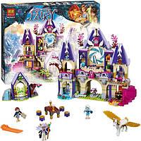 """Детский конструктор Bela Fairy 10415 аналог Lego Elves """"Воздушный замок Скайры"""", 809 дет"""