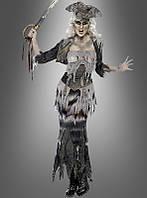 Женский устрашающий костюм для Хэллоуина