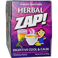 Herbal Zap, Digestive Cool & Calm, 25 Packets, 3.53 oz (100 g)