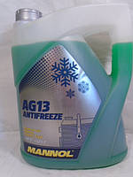 Антифриз зеленый Mannol 5л (5,4кг) -40