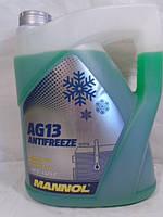 Антифриз зеленый G12+ Mannol 5л