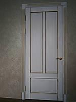 Межкомнатные деревянные  двери по индивидуальному проекту, фото 1