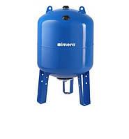 Гидроаккумуляторы вертикальные  для холодной воды IIQVG01B11FA1  AV 200  IMERA, ( Италия )