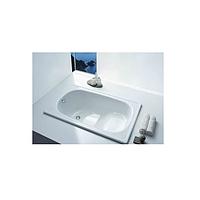 Ванна стальная BLB Европа 105x70  сидячая без ножек