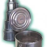 Коробка стерилизационная круглая с фильтром КСКФ-3, КСКФ-6,КСКФ-9, КСКФ-12