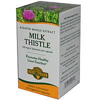 Herb Pharm, Milk Thistle, 140 mg, 60 Veggie Caps