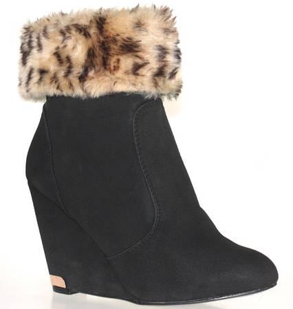 Женские ботинки QUINCY