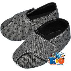 "Детская обувь для малюток ""Якорь"" от 0-4 мес,4-8 мес,8-12 мес"