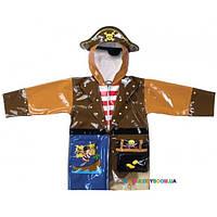 Плащ-дождевик Пират р-р 92-116 Kidorable 40030