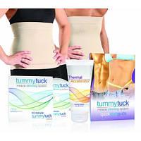 Моделирующий пояс для похудения Tummy Tuck (Тамми Так), система для подтяжки живота, фото 1