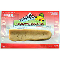 Himalayan Dog Chew, Red, For Dogs Under 55 lbs, 1 Piece, Min 3.3 oz (94 g)