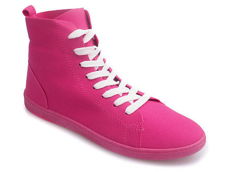 Женские кеды FLANAGAN Pink
