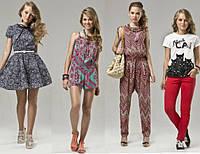 Подростковая стильная одежда для девочек 36-44 размеры