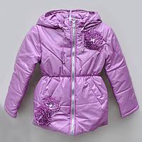 Весенняя детская куртка для девочки., фото 1