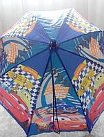 Зонт от дождя детский Тачки Код 1550 REINPROOF