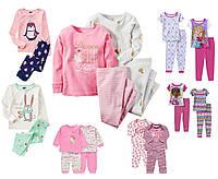 Пижамы детские для девочек  Разные модели и цвета