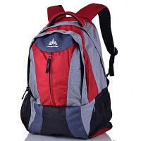 Женский рюкзак для ноутбука ONEPOLAR (ВАНПОЛАР) W1316-red