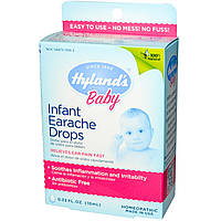 Hyland's, Baby, Infant Earache Drops, 0.33 fl oz (10 ml)