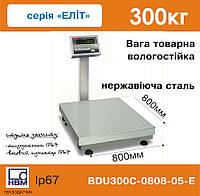 Весы товарные (до 300 кг) BDU300-0808-E Элит