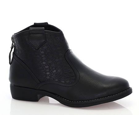 Женские ботинки Leon BLK