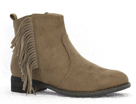 Женские ботинки Herminа khaki