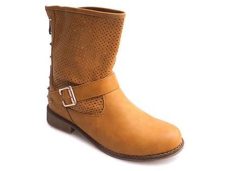 Женские ботинки Tanzania.