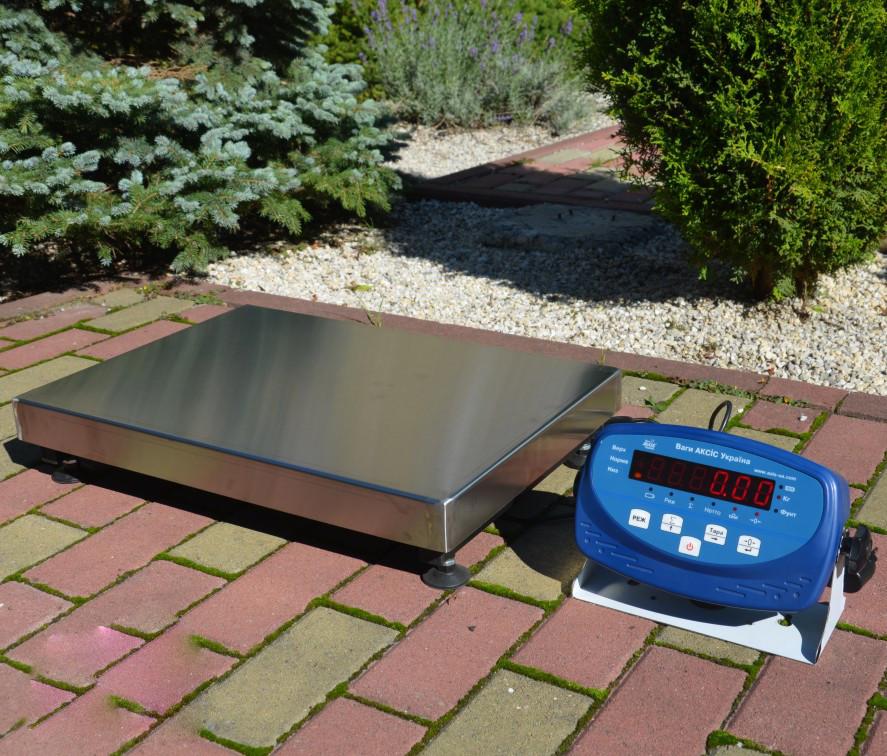 Товарные весы без стойки BDU300-0405-Б