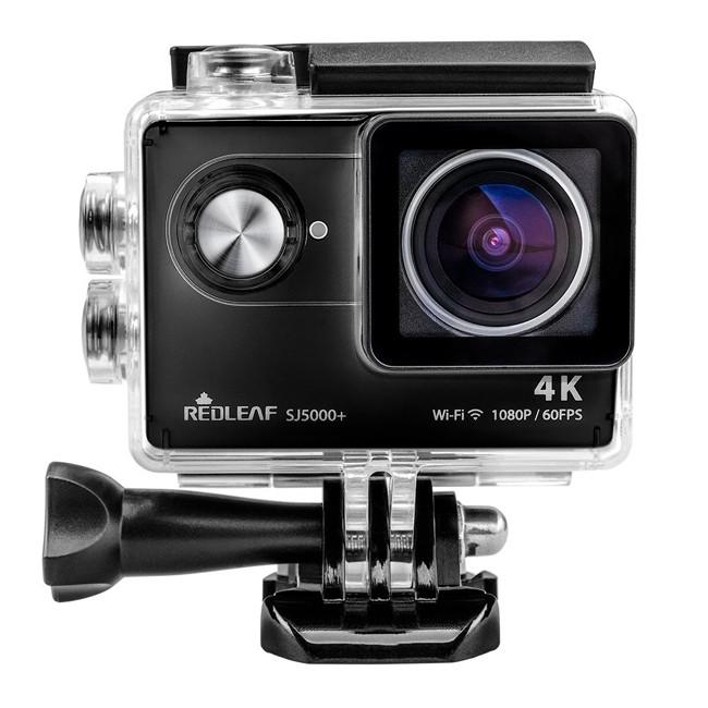 Экшн-камера Redleaf SJ5000+ WIFI 4K Black