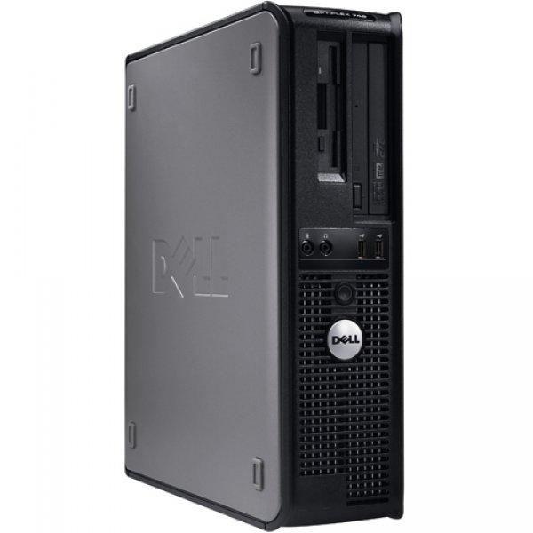 Компьютер Dell Optiplex 760 (2ядра E8200/2Gb) без HDD бу
