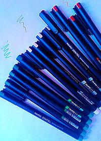 Ручка Гелевая цвета в ассортименте 8620 AIHAO Китай