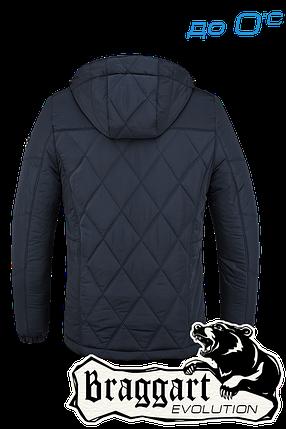 Стильная мужская демисезонная куртка Braggart арт. 1214, фото 2