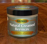 Натуральный пчелиный воск Briwax 250гр.